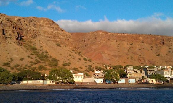 Atterrissage Cap Vert