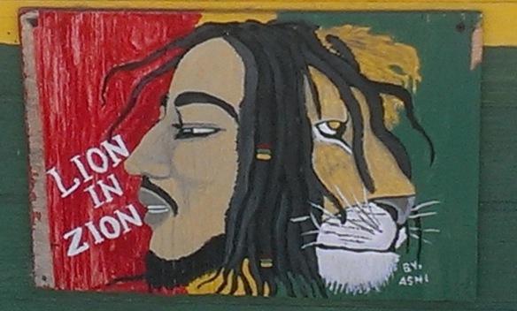 3 lion in zion