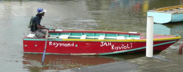 Indian River - Dominique
