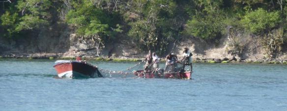 Chatham bay – Union Island – Saint Vincent et les Grenadines