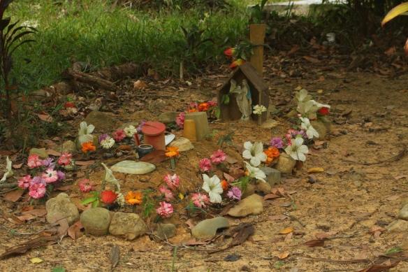 16 El Diablo cemetery