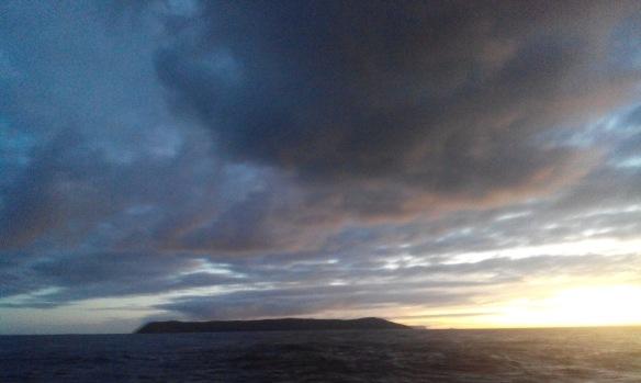 Tortuga Island – Atterrissage Isabela – Lever du soleil