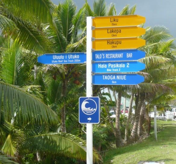 7 Tsunami evac route