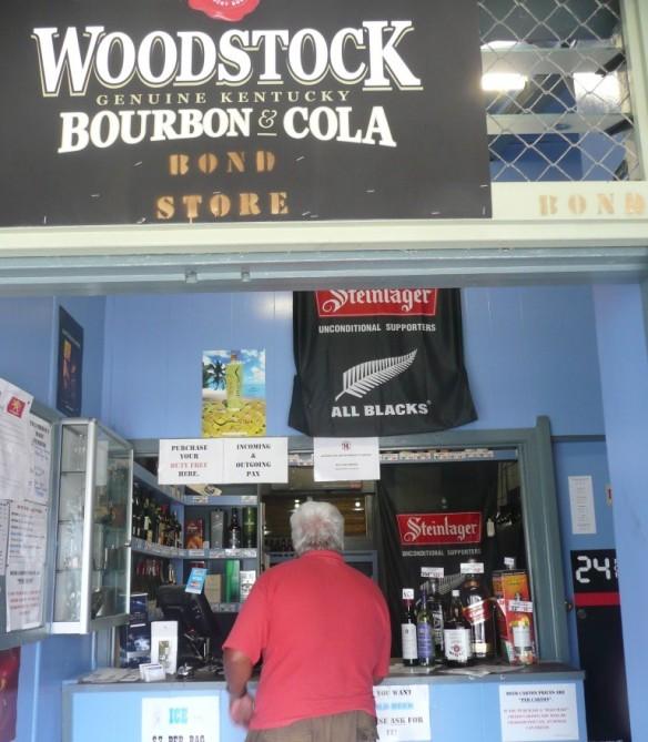 9 Bond liquor store
