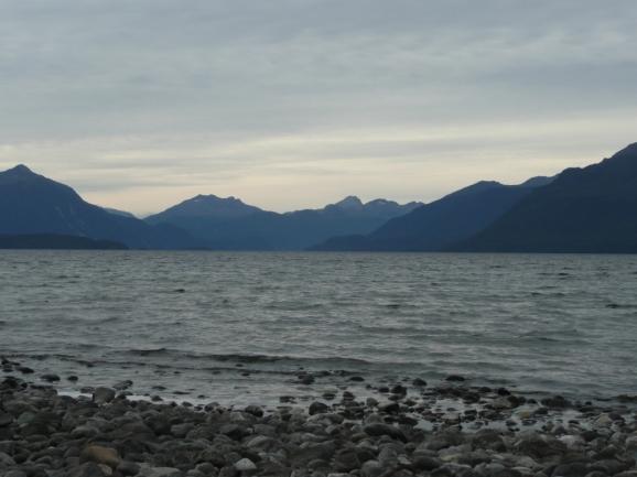Un autre lac…