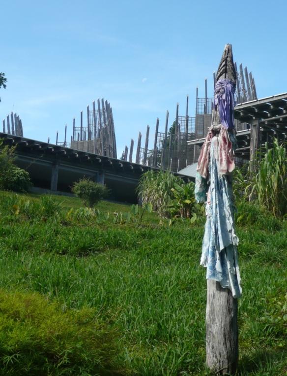 Le centre Tjibaou à Nouméa