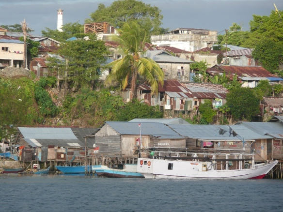 Tual – Kei Island. Ville Musulmane