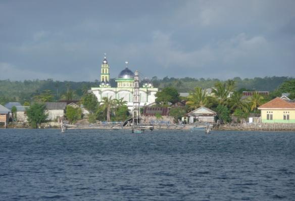 Debut – Kei Island – La mosquée.