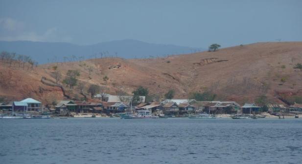 Village dans le parc de Komodo. Environ 4000 personnes vivent dans le parc. Ils étaient 300 en 1930.Moins de 10% des enfants vont au lycée qui se trouve à Labuan Bajo. La plupart des villages dispose d'eau douce, sauf sur Mesa Island (1500 habitants), où l'approvisionnement en eau se fait par bidon à partir de Labuan Bajo.