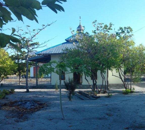 Tinabo Island – Taka Bonerate – La mosquée