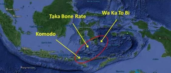 2 Carte Sulawesi