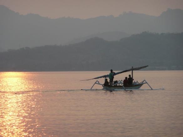 Gili Gede à la pointe Sud-Ouest de Lombok.