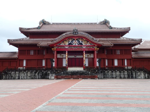 Shuri castle - Okinawa CAMERA
