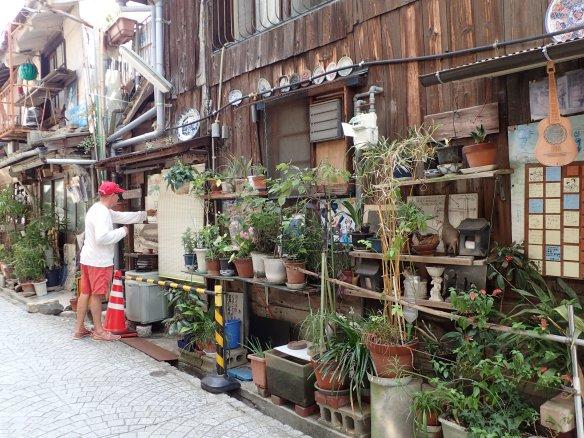 Onomichi – le long de la balade des temples